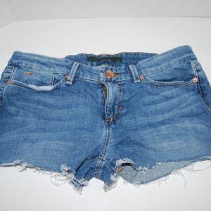 Joe's Jeans Cutoff Shorts Organic Cotton